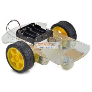 2 Wheel Robot Car Chassis
