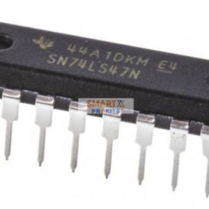 7447 IC BCD to Seven Segment Decoder Driver