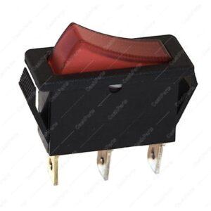 DPST ON-Off 3Pin Rocker  Switch I 16A/20A AC 250V/125V