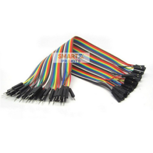 Male to Female Jumper Wires 40 Pin