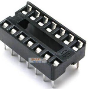 14 Pin IC Base (DIP)
