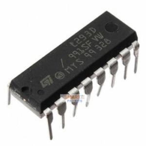 L293D PowerDIP-16 Stepper Motor Controller/ Driver