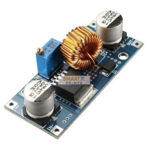 XL4015 5A DC-DC Step Down Adjustable Power Supply Buck Module LED with Heatsink