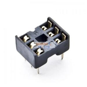 6 Pin DIP IC Socket Base Adaptor