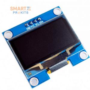0.96 Inch 128×64 OLED Display Screen Module