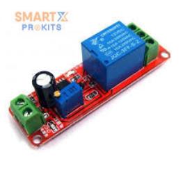 NE555 Delay Timer Switch Module