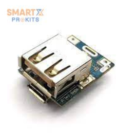 5V Step-Up Power Module Lithium Battery Charging board