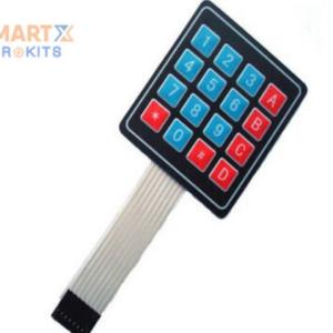 4*4 Matrix Membrane Switch Keypad