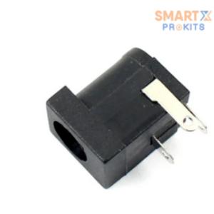 DC Power Jack Female Socket (PCB Mounting)